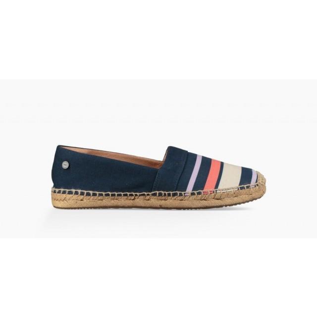 ugg renada stripe navy