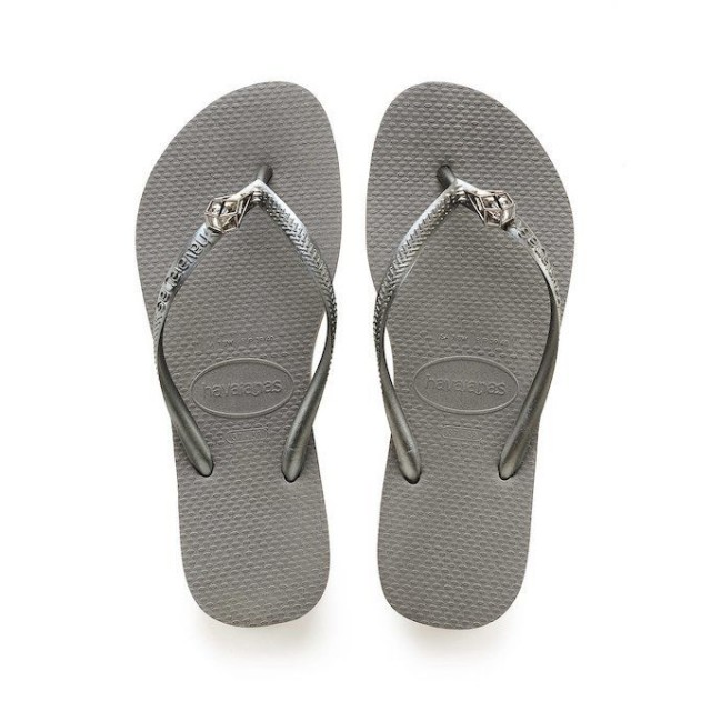 HAVAIANAS SLIM EPIC steel grey
