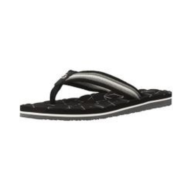 tommy hilfiger star sandal black
