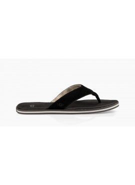 UGG BEACH SLIP black
