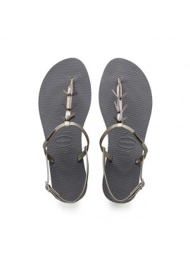 HAVAIANAS YOU RIVIERA MAXI steel grey