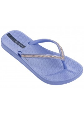 IPANEMA ANATOMIC METALLIC KIDS blue / rose