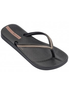 IPANEMA ANATOMIC METALLIC KIDS black / rose