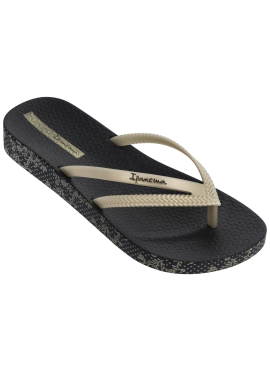 IPANEMA BOSSA SOFT black / gold