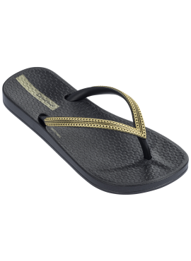 IPANEMA ANATOMIC MESH KIDS Black gold