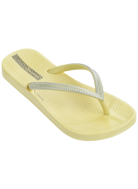 IPANEMA ANATOMIC MESH KIDS Yellow zilver