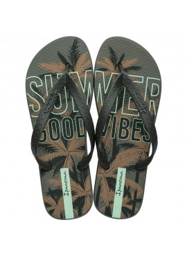 IPANEMA SUMMER Green / brown