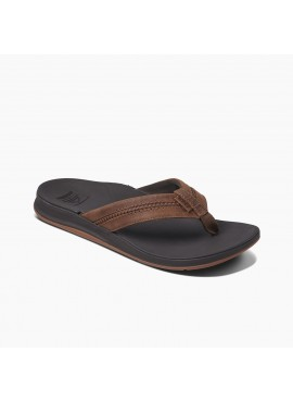 REEF LEATHER ORTHO BOUNCE COAST brown